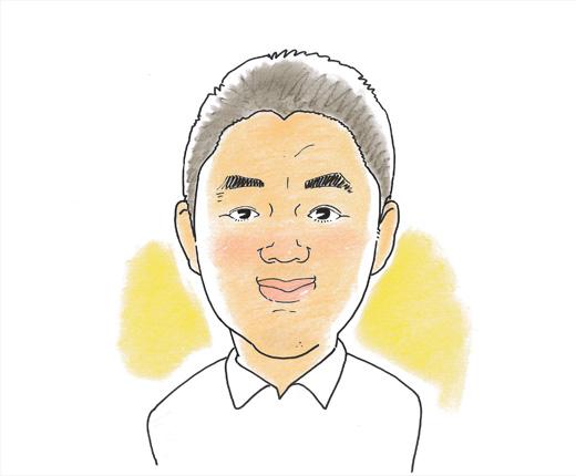 代表 高須 英和 TAKASU HIDEKAZU